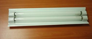 Lamparas fluorescentes - Lampara tubo fluorescente ...